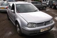 Volkswagen Golf-4 Разборочный номер 50893 #1