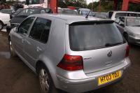 Volkswagen Golf-4 Разборочный номер 50893 #2