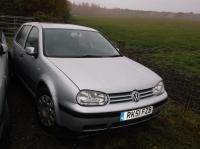 Volkswagen Golf-4 Разборочный номер 51605 #1