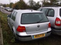 Volkswagen Golf-4 Разборочный номер B2599 #2