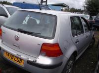 Volkswagen Golf-4 Разборочный номер 51670 #3