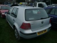 Volkswagen Golf-4 Разборочный номер 52046 #2