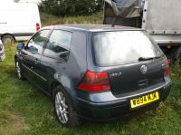 Volkswagen Golf-4 Разборочный номер B3049 #2