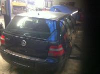 Volkswagen Golf-4 Разборочный номер 52306 #2