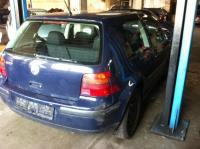 Volkswagen Golf-4 Разборочный номер 52525 #2