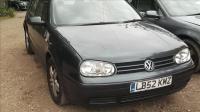 Volkswagen Golf-4 Разборочный номер W9784 #1