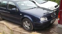 Volkswagen Golf-4 Разборочный номер 54392 #1