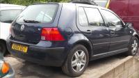 Volkswagen Golf-4 Разборочный номер 54392 #2