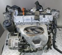 ДВС (Двигатель) в сборе Volkswagen Golf-5 Артикул 50464390 - Фото #4
