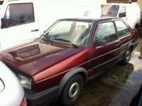 Volkswagen Jetta (1986-1992) Разборочный номер Z4051 #2