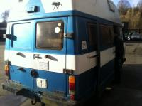 Volkswagen LT (1975-1995) Разборочный номер L5489 #2