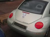 Volkswagen New Beetle Разборочный номер 46223 #2
