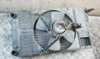 Диффузор (кожух) вентилятора радиатора Volkswagen Passat B3 Артикул 900082721 - Фото #1