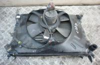 Диффузор (кожух) вентилятора радиатора Volkswagen Passat B3 Артикул 900082728 - Фото #1