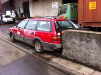 Volkswagen Passat B3 Разборочный номер 48700 #2