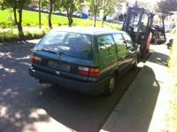 Volkswagen Passat B3 Разборочный номер 49181 #2