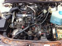 Volkswagen Passat B3 Разборочный номер Z3555 #4