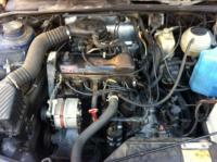 Volkswagen Passat B3 Разборочный номер 51863 #4