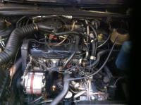 Volkswagen Passat B3 Разборочный номер L5595 #4