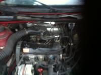 Volkswagen Passat B3 Разборочный номер L5598 #4