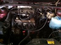 Volkswagen Passat B3 Разборочный номер Z3898 #4