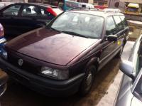Volkswagen Passat B3 Разборочный номер 53938 #2