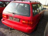 Volkswagen Passat B4 Разборочный номер X9426 #1