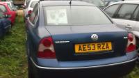 Volkswagen Passat B5+ (GP) Разборочный номер 45625 #2