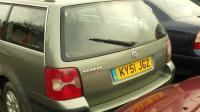 Volkswagen Passat B5+ (GP) Разборочный номер B2172 #3