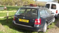 Volkswagen Passat B5+ (GP) Разборочный номер W8742 #1