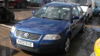 Volkswagen Passat B5+ (GP) Разборочный номер 49057 #1