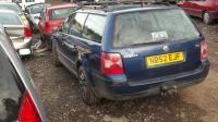 Volkswagen Passat B5+ (GP) Разборочный номер W9255 #2