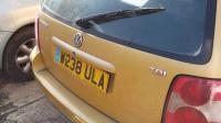 Volkswagen Passat B5 Разборочный номер W8730 #2