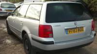 Volkswagen Passat B5 Разборочный номер 50543 #2