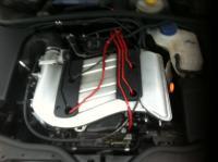 Volkswagen Passat B5 Разборочный номер 51425 #4