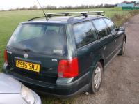Volkswagen Passat B5 Разборочный номер 51796 #1