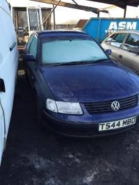 Volkswagen Passat B5 Разборочный номер 52563 #2
