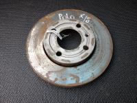 Диск тормозной Volkswagen Polo (1994-1999) Артикул 51729346 - Фото #1
