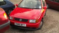 Volkswagen Polo (1994-1999) Разборочный номер 45358 #1