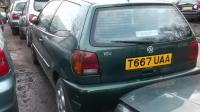 Volkswagen Polo (1994-1999) Разборочный номер W8548 #3