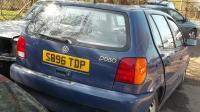 Volkswagen Polo (1994-1999) Разборочный номер 48821 #2