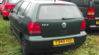 Volkswagen Polo (1999-2001) Разборочный номер 45806 #2