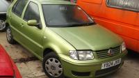 Volkswagen Polo (1999-2001) Разборочный номер W8170 #1