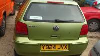 Volkswagen Polo (1999-2001) Разборочный номер 46396 #2