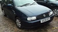 Volkswagen Polo (1999-2001) Разборочный номер 46910 #2