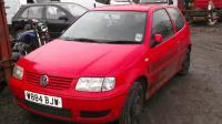 Volkswagen Polo (1999-2001) Разборочный номер 47818 #1