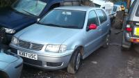 Volkswagen Polo (1999-2001) Разборочный номер 51178 #1
