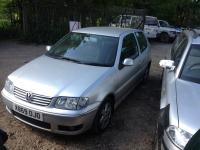 Volkswagen Polo (1999-2001) Разборочный номер W9720 #2