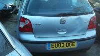 Volkswagen Polo (2001-2005) Разборочный номер 47478 #2