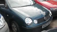 Volkswagen Polo (2001-2005) Разборочный номер 50015 #1